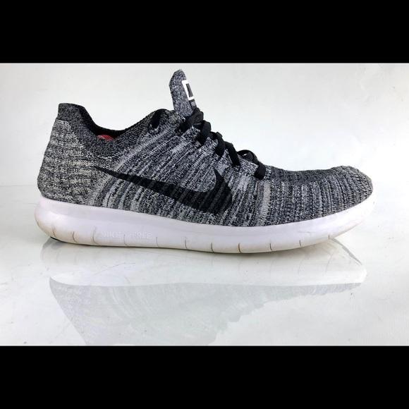 Nike Shoes | Nike Free Rn Flyknit Mens